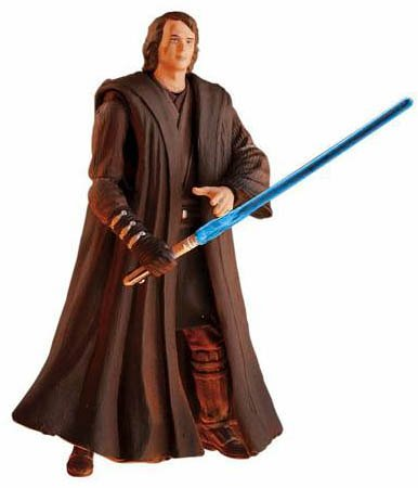 la versioen basica de Star Wars Anakin Skywalker Figura Mustafa