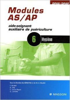 module-as-ap-volume-6-aide-soignant-auxiliaire-de-puriculture-hygine-de-marie-hlne-abeille-marie-odile-rioufol-fabienne-bordet-19-septembre-2006