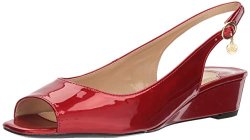 J.Renee Damen Alivia, Red/Metallic Patent, 35.5 M EU