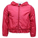 Moncler 1057Y Giacca antivento Bimba Girl POEMA Fuxia Wind Stopper Jacket [9/12 Months]