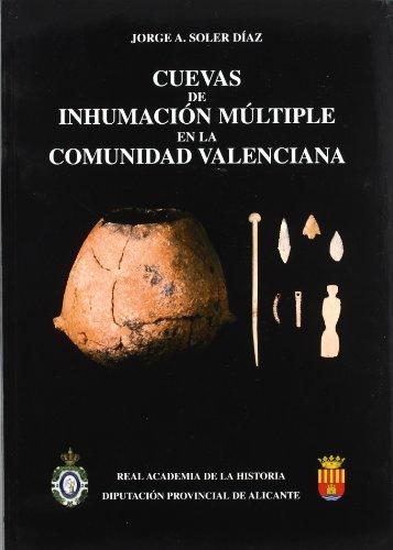 Cuevas de inhumación múltiple en la Comunidad Valenciana