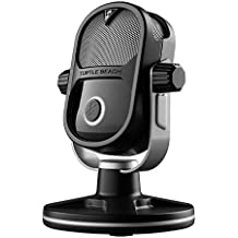 Turtle Beach Stream Mic - Micrófono de streaming para Xbox One, Xbox One S, PS4, PS4 Pro, PC y Mac