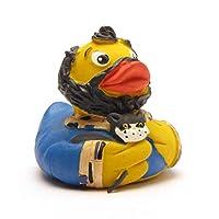 Rubber Duck Gustav Klimt + Sticker