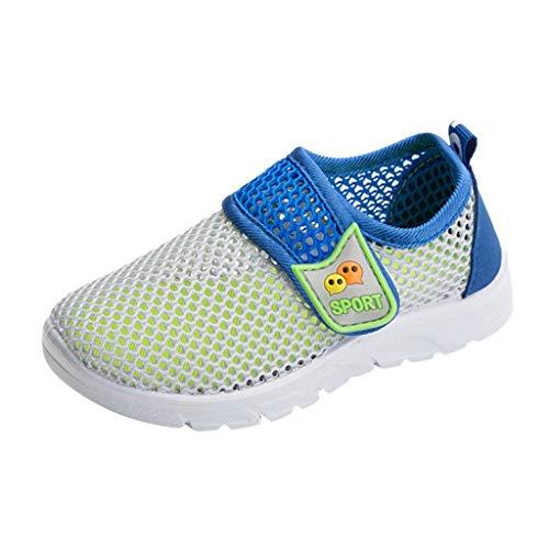 schuhe Atmungsaktives Sportschuhe,Männer und Frauen Single Net Sneakers atmungsaktive Schuhe Mesh-Schuhe Laufschuhe Kinderschuhe Sport. ()