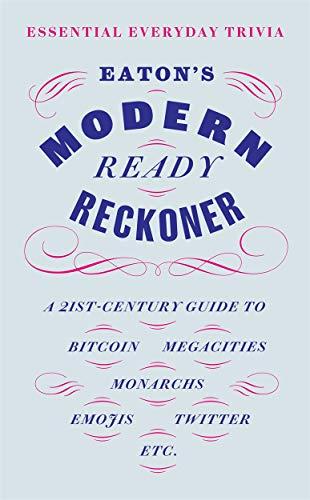 Eaton's Modern Ready Reckoner por Thomas Eaton