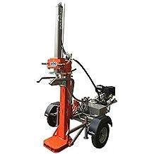 dormak–RL 20B–Astilladora de leña de motor Professional Briggs & Stratton 2100–20Toneladas)