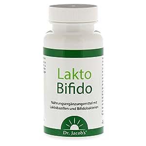LAKTO BIFIDO Dr.Jacob`s Kapseln 90 St