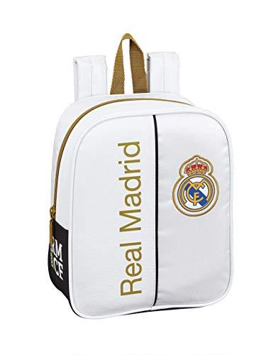 Real Madrid CF Mochila guardería niño Adaptable