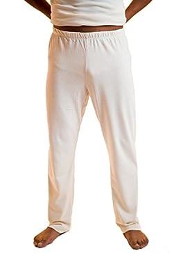 Body4Real Organic Cotton Clothing - Pantalón de pijama - para hombre