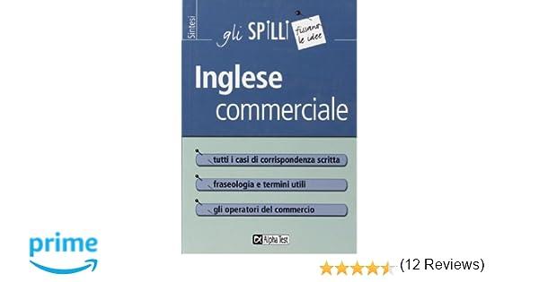 Ufficio Acquisti In Inglese : Amazon.it: inglese commerciale libri