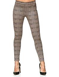 Amazon.es  Beige - Pantalones   Mujer  Ropa 44ac199812dd