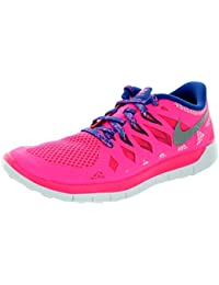 Zapatillas de running Free 5.0 Nike, chica