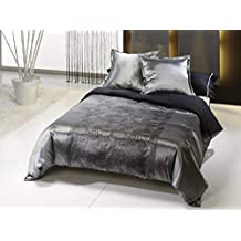 Lovetextil Funda nórdica + Funda Almohada. Cama 150 cm. Estampado Animal PRIT Color Gris
