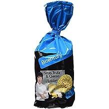 Bicentury 69275 - Tortitas de maíz, sabor seta, trufa y queso, 123,5 g