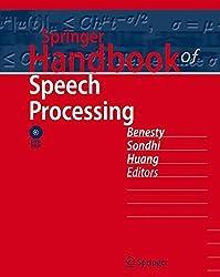 Springer Handbook of Speech Processing (Springer Handbooks)