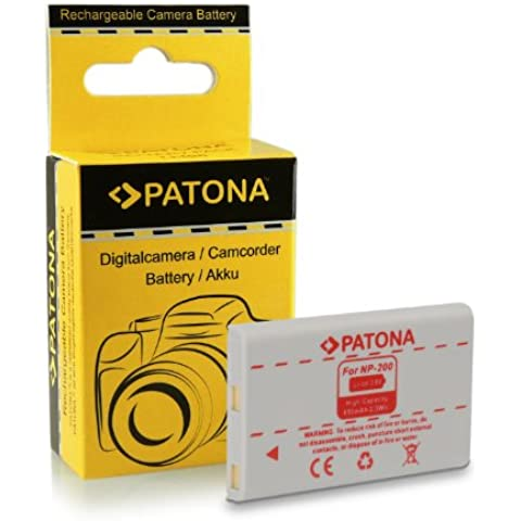 Bateria NP-200 para Minolta Dimage X   Xi   Xt   Xg   Z