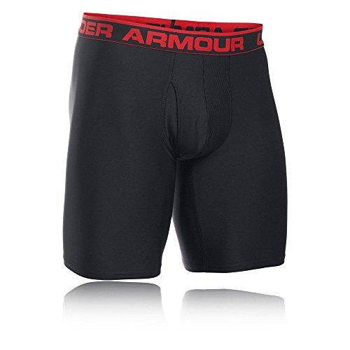 Under Armour Herren Sportswear the Original 9 Zoll Unterhose, schwarz (Black), MD