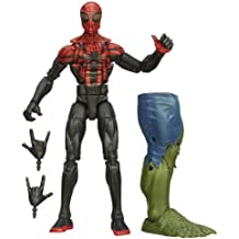 Amazing Spider-Man 2 Marvel Legends Infinite Action Figure Superior Spider-Man [Build Green Goblin Piece!]