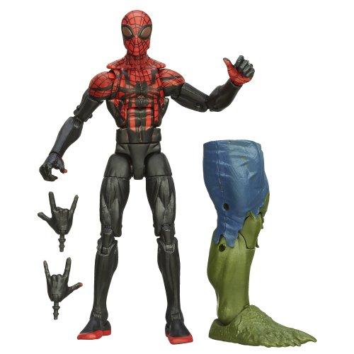 Amazing Spider-Man 2 Marvel Legends Infinite Action Figure Superior Spider-Man [Build Green Goblin Piece!]