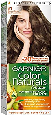 Garnier Color Naturals 6.1 Dark ash blonde Haircolor