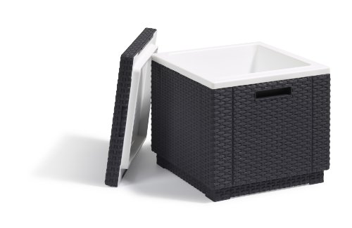 preisvergleich allibert 212159 k hlbox beistelltisch ice. Black Bedroom Furniture Sets. Home Design Ideas