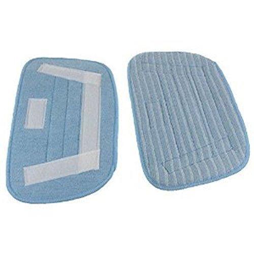 2 Pack Steam Mop (deals365bodenauflagen-Microfaser Hardfloor Reinigungstuch Pads für Morphy Richards 720501, 720515& 70465Dampfreiniger (2Pack))