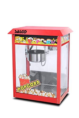 Salco Popcorn Maker, Popcorn Maschine Professional SGP-250