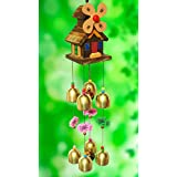 Paradigm Pictures Feng Shui Wind Chime for Bedroom || Home decoration items
