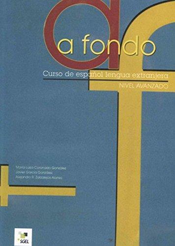 A fondo 01. Audio-CDs: Curso de español lengua extranjera