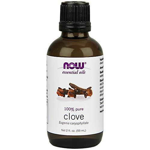 Huiles essentielles, Clove, 2 fl oz (59 ml) - Now Foods