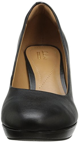 Pompa Clarks Brier Dolly Dress Black Leather