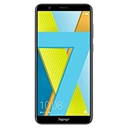 Honor 7x Smartphone (15,06 Cm (5,93 Zoll) Display, 64 Gb Interner Speicher, Android 7.0) Grau
