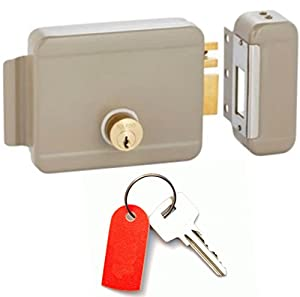 cerradura electrónica toledo: Candados para puerta con bloqueo de bloqueo de bloqueo de perno y pestillo muert...