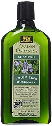 Avalon Organics Rosemary Volumizing Shampoo 325ml