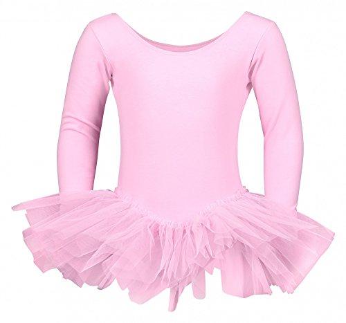 tanzmuster Kinder Ballett Trikot