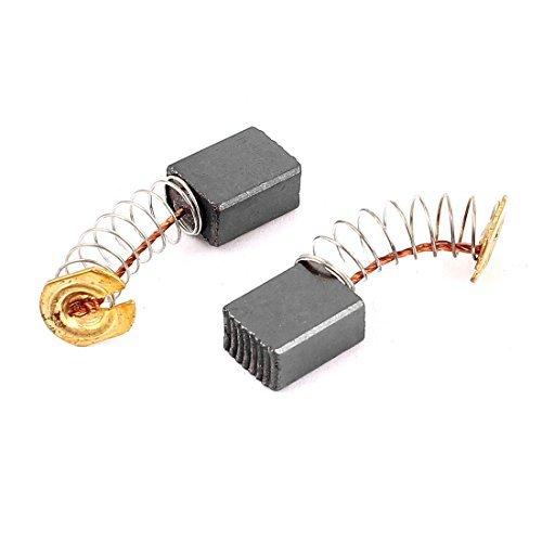 Drill 2Pcs électrique 11.5mm x 9mm x 6mm Brosses carbone Moteur Pièce de rechange