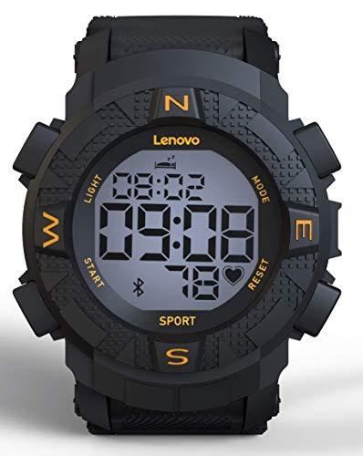 Lenovo Ego HX07 Smartwatch Black