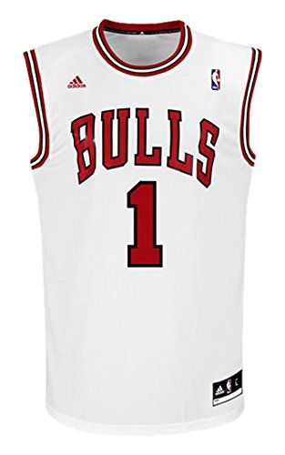 adidas Herren Trikot International Replica, Nba Chicago Bulls 2 - 328, L, L71371 (Air Basketball-trikots)
