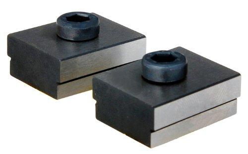 RöHM 0007638512022 - PACK DE 2 TUERCAS CORREDERAS PARA RANURA EN T (20 X 22 MM)