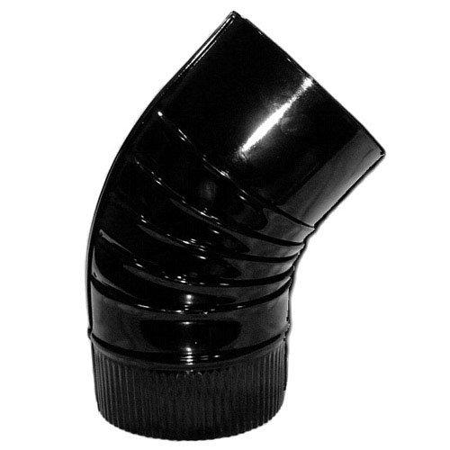 ¿Como Colocar Tubos de Chimeneas con Codos?