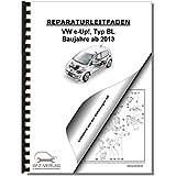 VW e-Up!, Typ BL (13>) Elektroantrieb Elektromotor - Reparaturanleitung