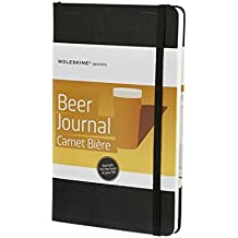 Moleskine Taccuino Birra Passion Journal Beer, Nero