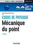 Mécanique du point - 2e éd. - Cours et exercices corrigés