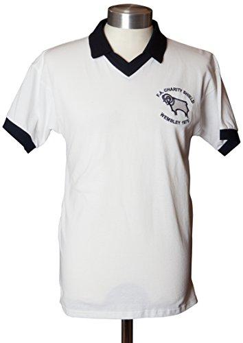 Derby County 1975Charity Shield camiseta