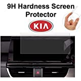 GEAR GUARD - GIVE LIFE TO YOUR DEVICE Flexi 9H Hardness Clear Infotainment System Screen Protector for KIA Seltos 1.4 GTK Plus (10.25-inch)