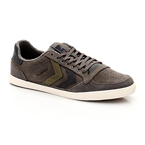Chaussures Hummel Slimmer Stadil Oiled Low 63907 Castle Rock – 2600 Gris - Gris