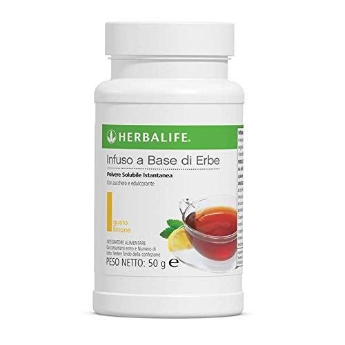 Herbalife Thermojetics Herbal Tea Beverage 50gm (Original) - For Inch Loss, Lose Weight Faster