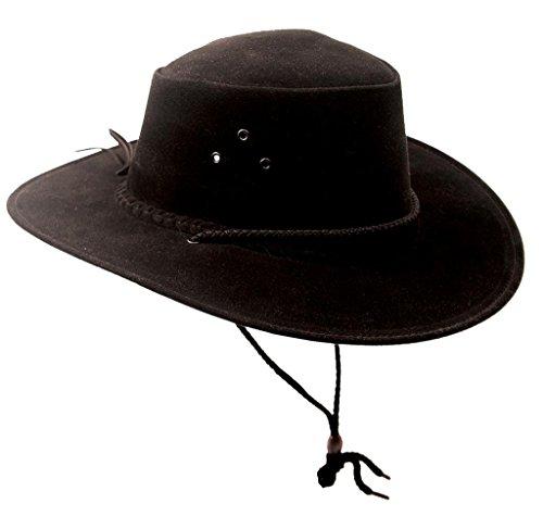 Kakadu Australia - Chapeau western - Homme Rose