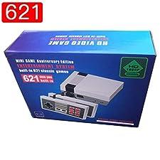 Retro HDMI Classic 8bitdo Mini Gaming Konsole - mit 621 Spielen