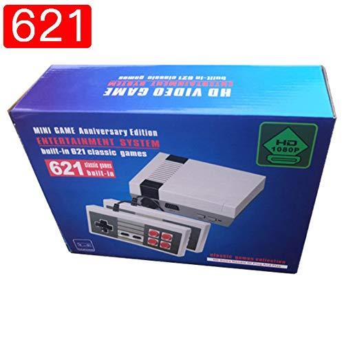 Portable Mini Classic Edition Console 8bitdo HDMI - Précharge 621 jeux